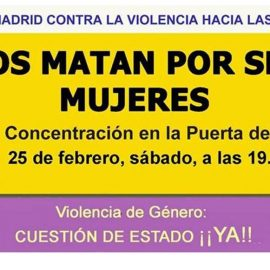 Nosotras Mismas contra las violencias machistas