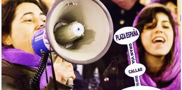 7N Marcha Estatal contra las Violencias Machistas