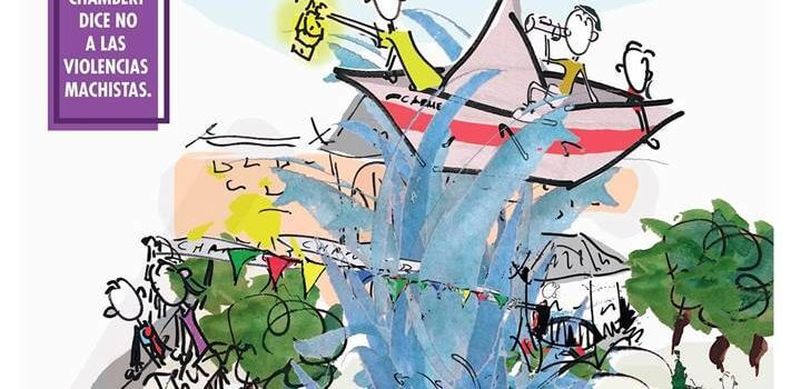 Fiestas del Carmen 2017 Chamberi