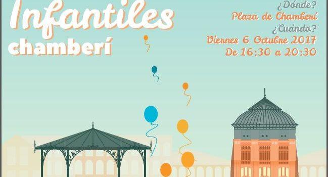 "Jornada Infantil ""EnREDate en Chamberi"" 2017"
