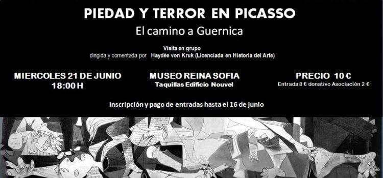 Piedad y terror en Picasso