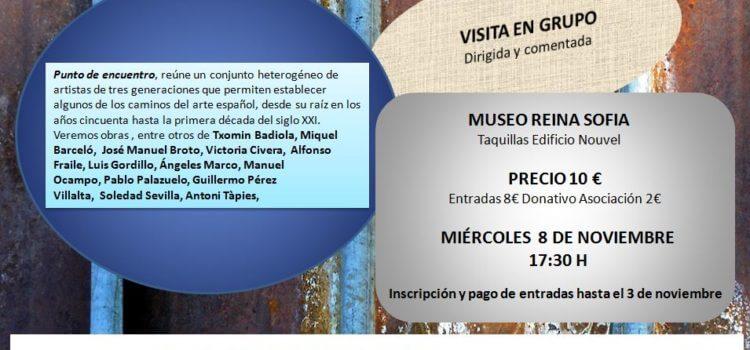 Visita a la Colección Soledad Lorenzo