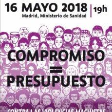 Mes de mayo: Compromiso= Presupuesto