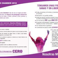 Fiestas del Carmen 2018 en Chamberí