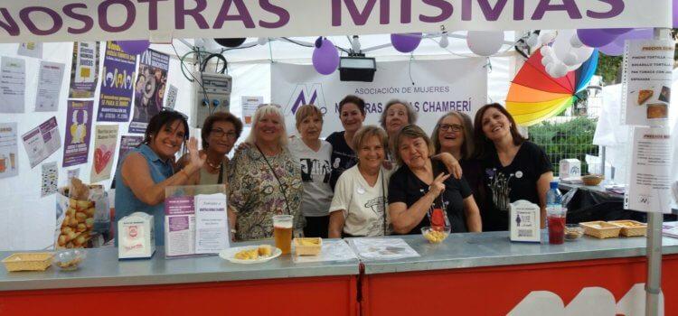 Celebración Fiestas del Carmen 2018