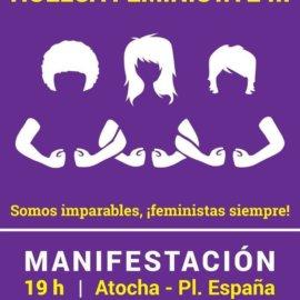 Manifestación 8 de marzo