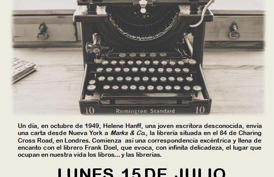 Seminario de Literatura de julio