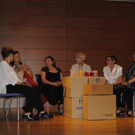 Obra de Teatro «La cochera  Cabaret»