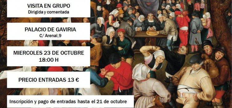 Exposición «BRUEGHEL, maravillas del Arte Flamenco»