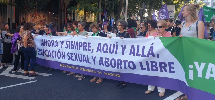 28S Día de acción global por el aborto legal, seguro y gratuito