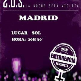 20S Emergencia Feminista
