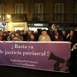 Basta Ya de Justicia Patriarcal