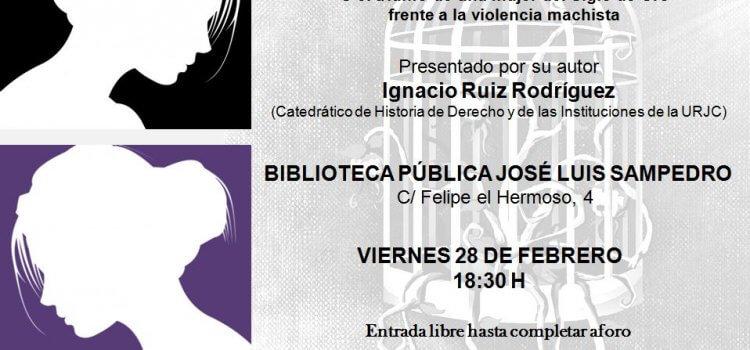 Presentación del libro Francisca de Pedraza