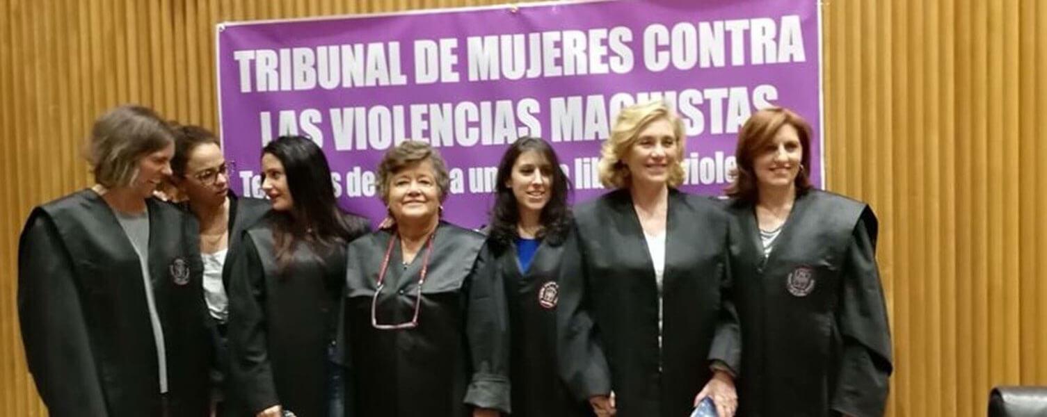 Tribunal de Mujeres contra las Violencias Machistas