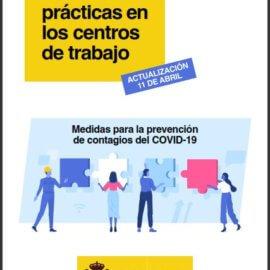 Guía Buenas Prácticas en Centros de Trabajo