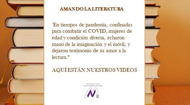 Amando la Literatura. Videos
