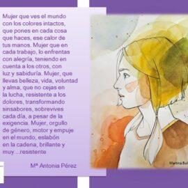 Feliz Día Internacional de las Mujeres